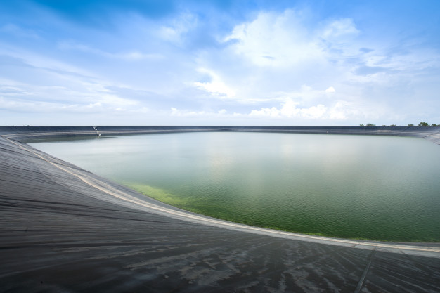 NEW DAM LINER PROTECTS PRECIOUS WATER RESOURCES